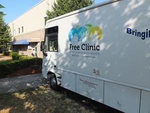Free Clinic Dental Van